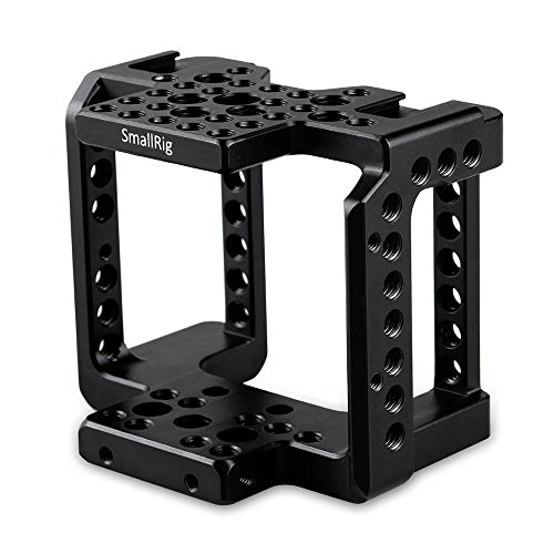SMALLRIG Cage for Blackmagic Micro Cinema Camera for BMMCC and for Blackmagic Micro Studio Camera for BMMSC Camera - 1773
