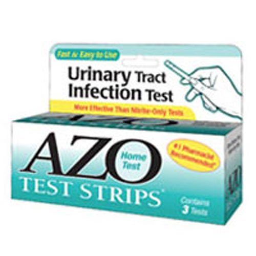 AZO Urinary Tract Infection Test Strips (3) by AZO
