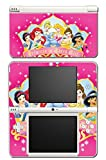 Princess Friends Pink Cinderella Snow White Ariel Jasmine Belle Sleeping Beauty Princess in Every Girl Video Game Vinyl Decal Skin Sticker Cover for Nintendo DSi XL System