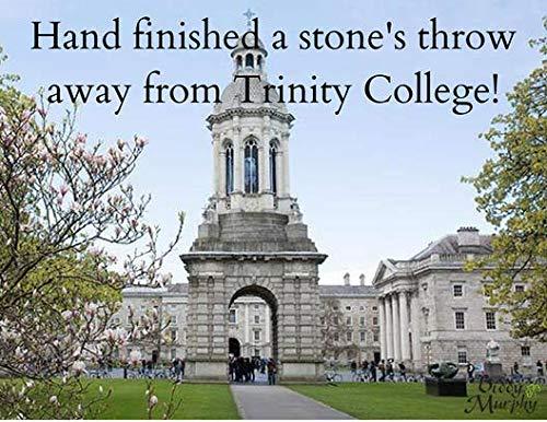 Biddy Murphy Sterling Silver Tie Clip Trinity Knot Made in Ireland by Biddy Murphy (Image #5)