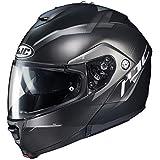 HJC Unisex-Adult Modular/Flip Up IS-MAX II Dova Helmet (MC-5SF, X-Large)