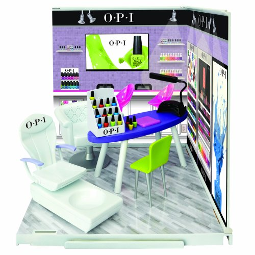 Jakks miWorld Nail Salon Starter Set