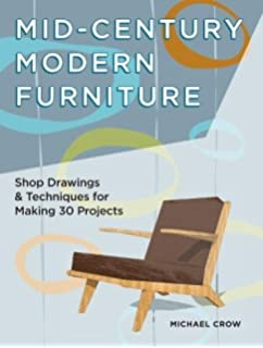 Furniture you can make sunset do it yourself books dw mid century modern furniture shop drawings techniques for making 29 projects solutioingenieria Gallery