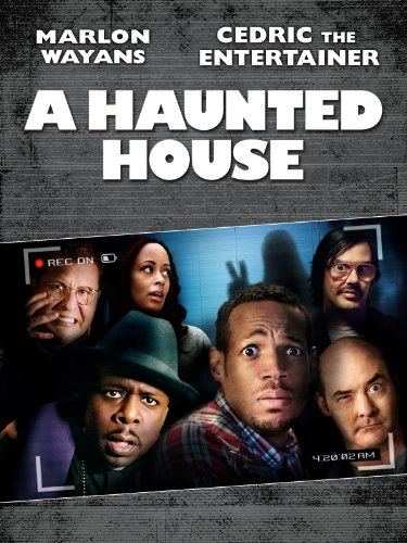 A Haunted House (Scary Movie Haunted House)