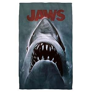 "Shark -- Jaws -- Beach Towel (36""x58"")"