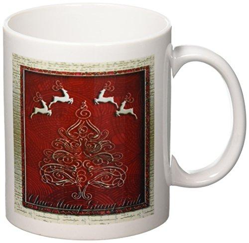 3dRose mug 37024 1 Christmas Vietnamese Reindeer