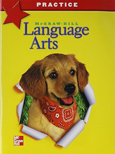 McGraw-Hill Language Arts, Grade 1, Practice Workbook