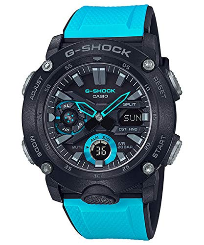 Casio G-Shock GA-2000-1A2 Series
