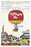 Stowaway in the Sky Poster Movie 11x17 Maurice Baquet Andr? Gille Pascal Lamorisse Jack Lemmon