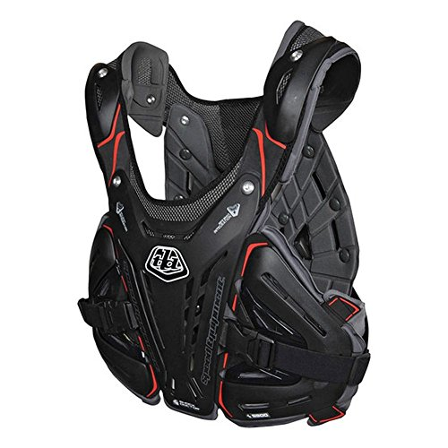 Troy Lee Designs 5900 Chest Protector-Black-L
