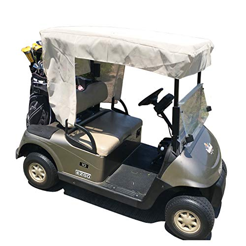 Formosa Golf Cart Sun Shade for 2 to 4 Seater Roof (up to 58