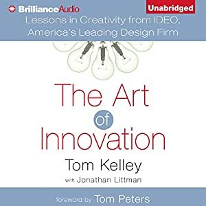 The Art of Innovation Hörbuch