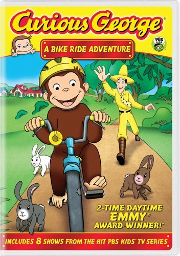 Curious George: A Bike Ride (Engineering Family Halloween)