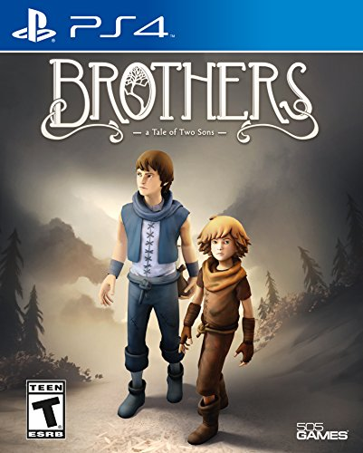 Brothers - PlayStation 4 (Portal 2 Playstation 4)