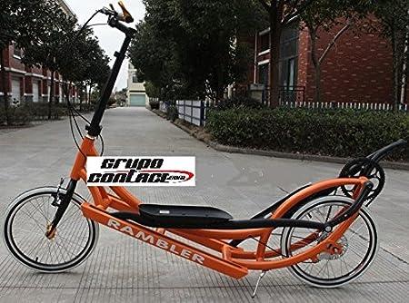 Grupo Conatct- Bicicleta elíptica dos ruedas (PI-13)-2: Amazon.es: Deportes y aire libre