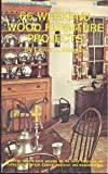 Sixty-Six Weekend Wood Furniture Projects, Lewis H. Hodges, 0830669744