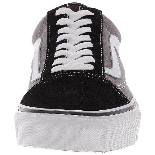 negro Skool Zapatillas skate Vans 2 de Old unisex BqfU1wU6