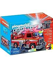PLAYMOBIL Rescue Ladder Unit Playset