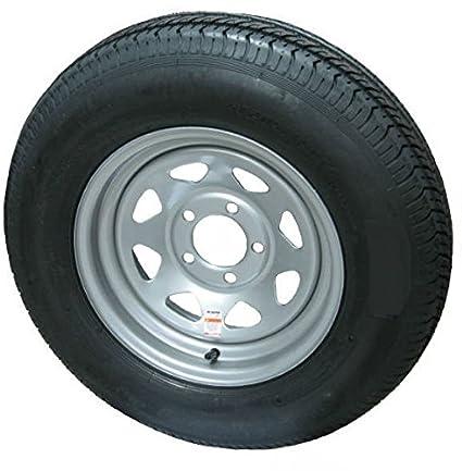 Amazon Com Ecustomrim Goodyear Endurance Trailer Tire On Rim St205