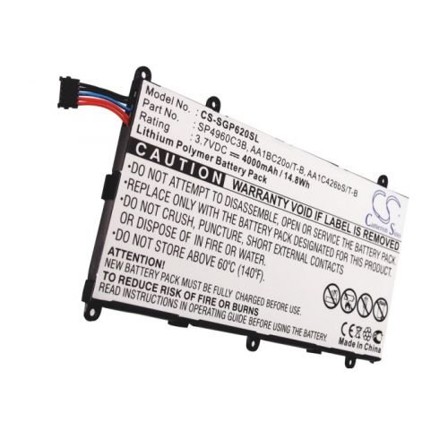 Smavco Bundle SP4960C3B Battery for Samsung Galaxy Tab 7....