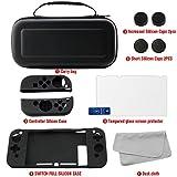 Kit de Protección para Consola de Videojuegos Nintendo Switch