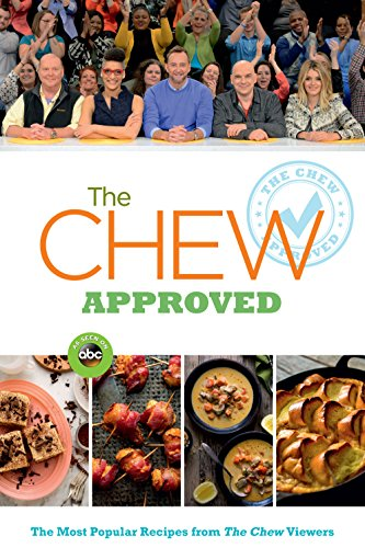 The Chew Approved: The Most Popular Recipes from The Chew Viewers (Digital Picture Book) cover