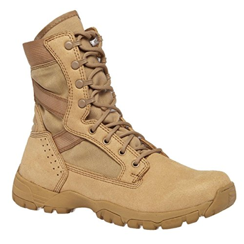 - Belleville 313 Tactical Research Flyweight II Desert Tan Hot Weather Boot, 11W