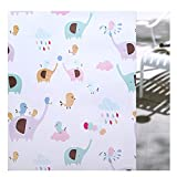 Yamed Lovely Animals Glass Film Privacy Decorative Anti Static Cling Window Film Sticker 45200Cm