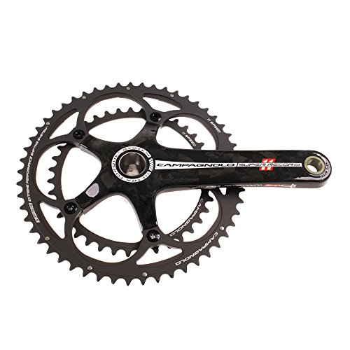 Campagnolo 2012 Super Record (Non-Ti Spindle) 39/53 Crankset 170mm (OEM)