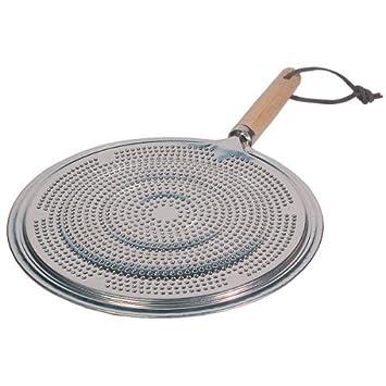 Domador de llama Simmer anillo difusor de calor de aluminio ...