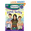 Wizards of Waverly Place: Super Switch!