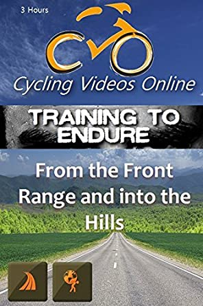 Training to Endure! From the Front Range and Into the Hills Cycling Colorado. Indoor Cycling Training / Spinning Fitness and Workout Videos by Paul Gallas: Amazon.es: Paul Gallas, Paul Gallas: Cine y