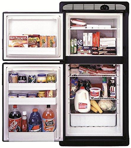 NORCOLD INC 2 Way Refrigerator Flush Mount Built-in SELF Venting 2 Door,1.7 Cubic FT Freezer,5.3 Cubic FT Fridge (Refrigerator Norcold Marine Parts)