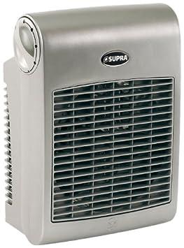 supra sb22 10 radiateur soufflant mobile pour salle de bain 2500w gris - Radiateur Soufflant Salle De Bain Supra