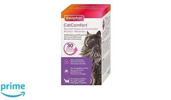 Beaphar Catcomfort Recambio de Difusor para Gatos, 48 ML: Amazon.es: Productos para mascotas