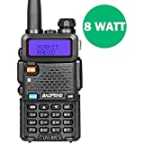 BaoFeng UV-5R MK5 8W High Power 2018 Two Way Amateur (Ham) Radio Walkie Talkie