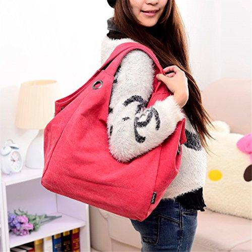 rouge Sac Sac TianHengYi femme TianHengYi rouge femme w7qxz5YPy