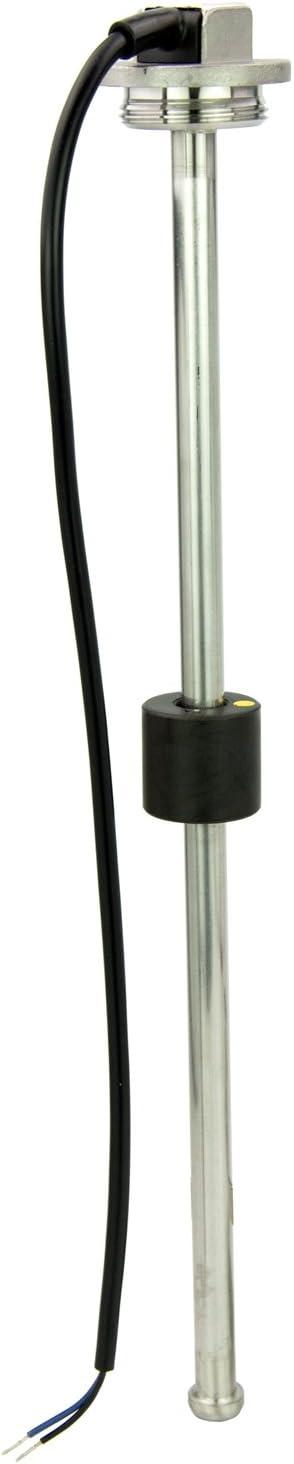 KUS 200mm Boat Fuel Level Sensor Truck Car Tank Water Level Sensor BSP 0-190ohms
