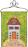 Joshua 24:15 Hanging Banner 13″ X 18″ As for Me and My House We Will Serve the Lord