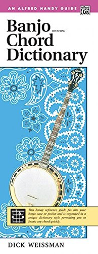 Banjo Chord Dictionary: Handy Guide (Handy Guide, No 420) Banjo Case Chord Book
