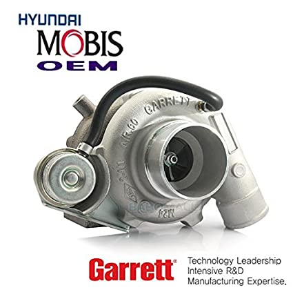 Hyundai Mobis OEM New Turbocharger for Hyundai Starex,H1 / 28200-42560