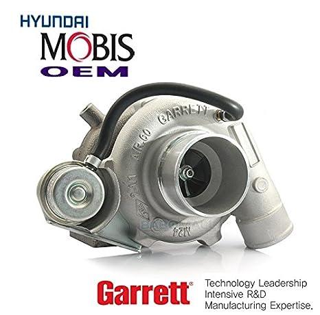 Hyundai Mobis OEM nueva Turbocompresor para Hyundai Starex, H1/28200 - 42560: Amazon.es: Coche y moto