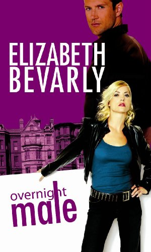 book cover of Overnight Male