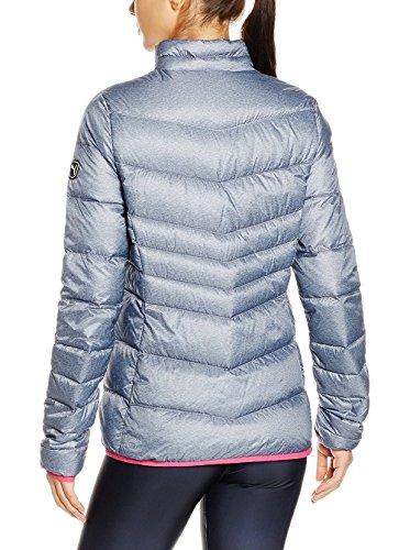 Puma chaqueta Active 600Packlite Down Jacket W - Chaqueta Gris