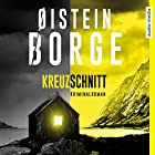 Kreuzschnitt Hörbuch von Øistein Borge Gesprochen von: Thomas M. Meinhardt