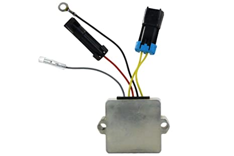 amazon com lactrical voltage regulator fits mercury marine four 4image unavailable image not available for