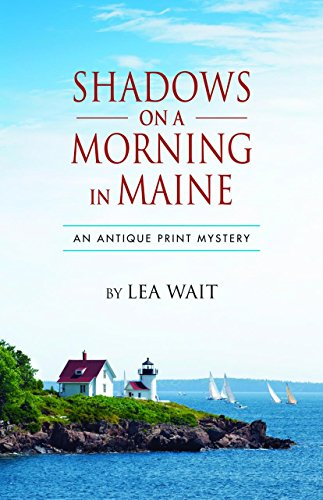 Print Needlepoint - Shadows on a Morning in Maine: An Antique Print Mystery (Antique Print Mysteries (Paperback))