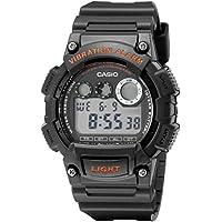 Men's W735H-8AVCF Super Illuminator Black Watch