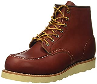 """Red Wing Shoes Men's 6"""" Classic Moc Boot,Oro-Russet Portage,11 D(M) US (B002WBZPN2) 