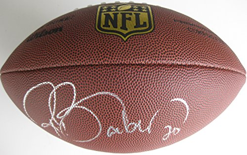 - Ronde Barber, Tampa Bay Buccaneers, Bucs, Virginia, Signed, Autographed, NFL Duke Football, a COA with the Proof Photo of Ronde Signing Will Be Included